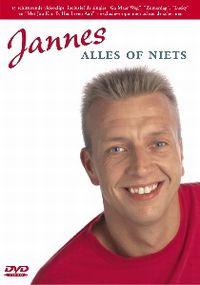 Cover Jannes - Alles of niets [DVD]